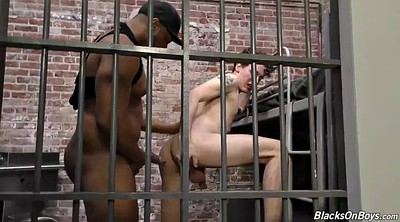 Prison, Black man, Tall