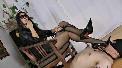 Mistress, Smoking, Sex slave, mistress t, Male, Asian slave