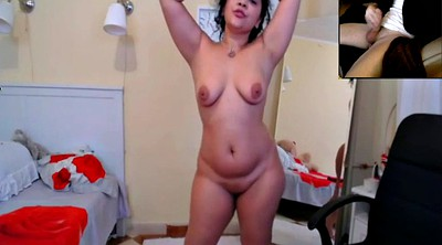 Chubby, Bbw latina, Bbw webcam, Thick