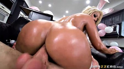 Big toy, Big tits riding, Big butt anal, Big ass oiled anal
