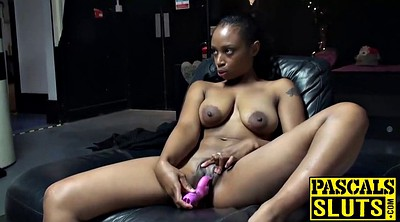 Lola, Vibrator massage, Black pink