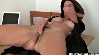 Hairy granny, Grandma, French, Hairy pussy, Old pussy, Mature pussy