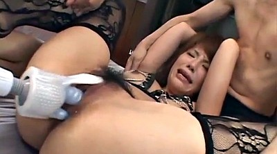 Japanese milf, Japanese double penetration
