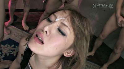 Asian gangbang, Japanese gangbang, Japanese uncensored, Uncensored asian