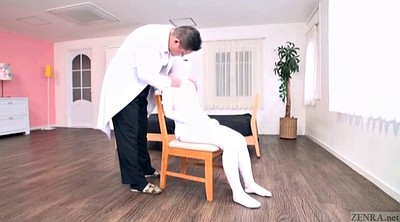Subtitle, Subtitles, Japanese bdsm, Japanese doctor, Bizarre, Asian doctor