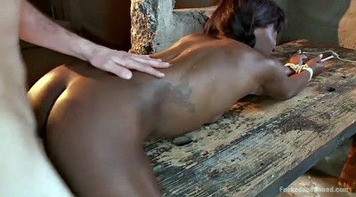 Missionary, Small pussy, Bondage tits, Tied orgasm, Filthy