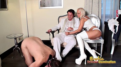 Slave, Boots, Shoes, Cleaning, Lick shoe, Cuckold slave