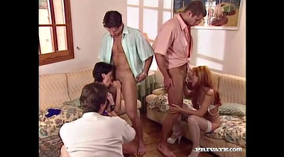 Teen anal orgy, Vintage double, Dp anal, Anal orgy