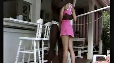 Vintage interracial, Big ass anal