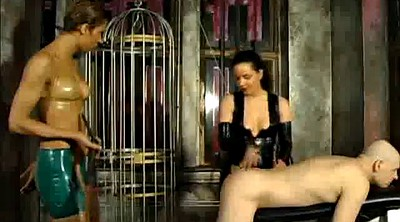 Spanking, Latex, Dominatrix