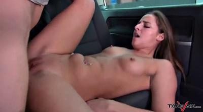 Party fuck, In car