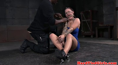 Whipping, Whip, Tied up, Blindfolded