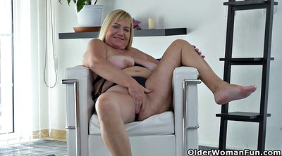 Old pussy, Old mature, Mature dildo