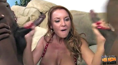 Janet mason, Mom creampie, Watching my mom go black, Blowjob mom, Mom going black, Mason