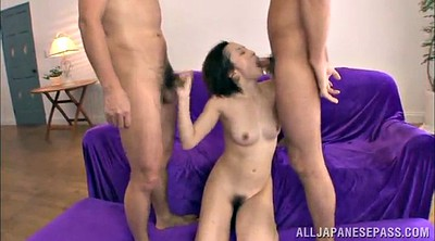 Asian gangbang, Asian cumshot, Asian doggy