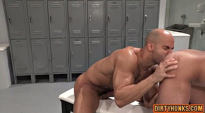 Asian gay, Gay daddy, Bodybuilder, Daddy creampie, Oral creampie