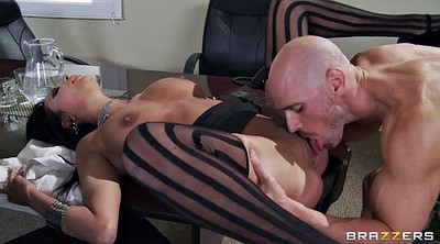 Stockings office, Ebony stockings, Ebony stocking