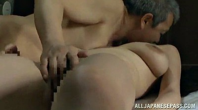 Asian mature, Hairy pussy, Natural hairy, Missionary mature