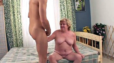 Mature creampie, Roughly, Granny creampie