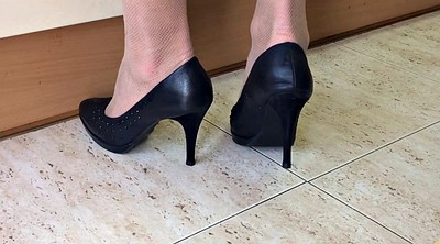 My wife, Spy cam, Foot fetish, Spy wife, In the kitchen, At kitchen