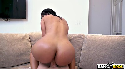Reverse, Rose monroe, Booty big, Sean lawless, Pov reverse cowgirl