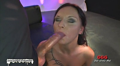 French gangbang, French anal