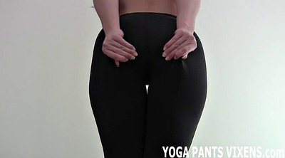 Tight, Yoga pants, Tease