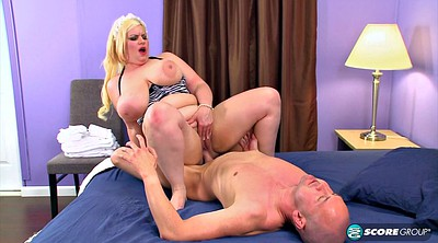 Big ass creampie, Mature maid