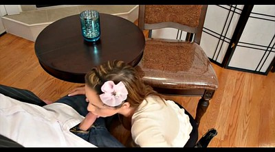 Footjob, Pantyhose footjob, Office pantyhose