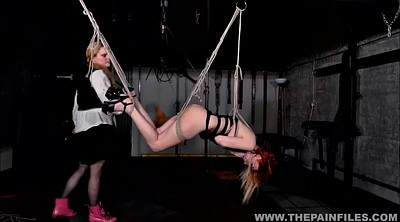 Whipping, Whipped, Suspended, Strict