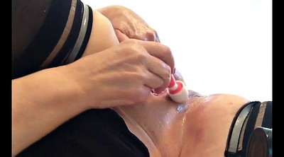 Orgasm squirt, Granny squirting, Granny pee