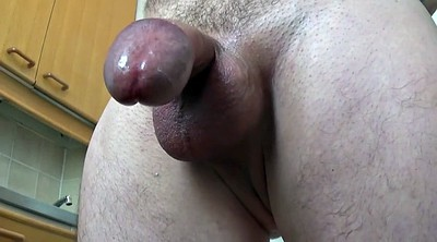Cum in ass, Big ass solo