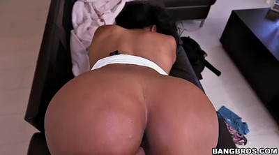 Phat ass, Interracial deepthroat