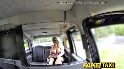 Fake taxi, Huge cock, Fake tits