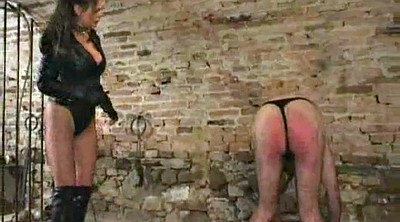 Caning, Femdom spanking, Caneing
