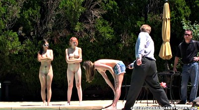 Spanking, Outdoor, Spanked