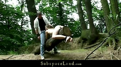 Spanked, Forest, Outdoors, Fantasy
