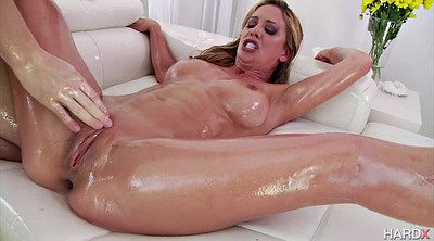 Oil, Expand, Cherie deville, Milf anal, Anal gaping, Cherie