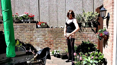 Sexy, Crossdress, Garden