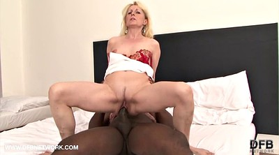 Ebony mature, Black black
