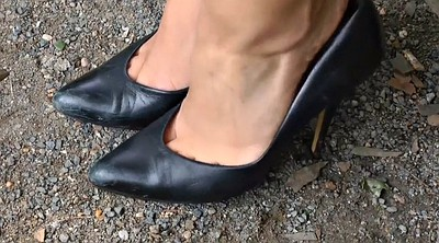 Shoes, Leather, Ultimate, Stiletto