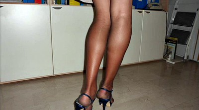 Nylon feet, Shoes, Shoe
