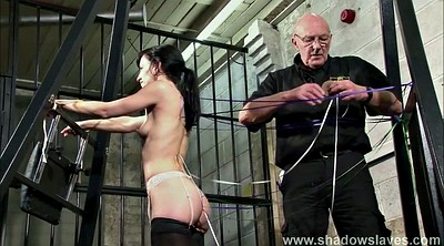 Needle, Slave, Punish, Spanking punishment, Spank punishment, Pierced slave