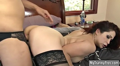 Strapon anal, Shemale shemale, Shemale kissing, Tranny anal, Busty redhead