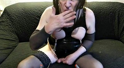 Cd, Hot, Painful, Painfully, Nipple bdsm