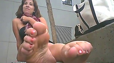 Foot worship, Anal foot