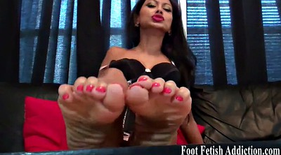 Feet licking, Bdsm feet