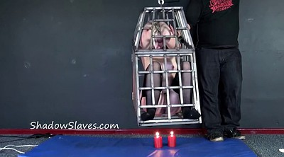 Spanked, Whip, Whipping, Hang, Cage, Teen slave