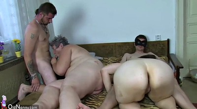 Couples, Old couple, Masturbate, Granny group, Oldnanny, Old threesome