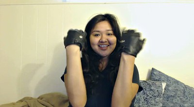 Leather, Gloves